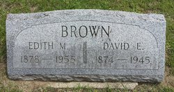 David Edward Brown
