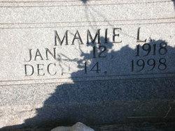 Mamie L <I>Carter</I> Bradford