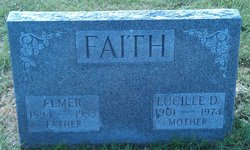 Lucille D. <I>Fiedler</I> Faith