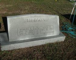 "Robert E. ""Bob"" Hudson"