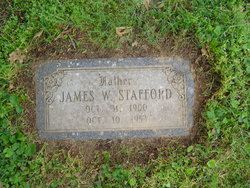 James Wallace Stafford