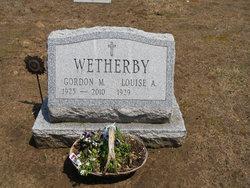 Gordon Milton Wetherby