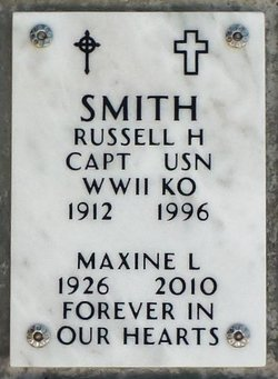 Maxine Louise <I>Hickman</I> Smith