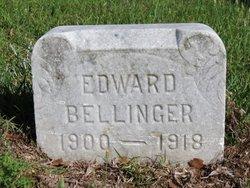 Edward Bellinger