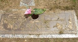 Betty <I>Booth</I> Caines