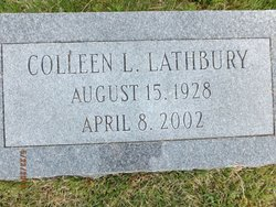 Colleen Louise <I>Hall</I> Lathbury
