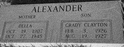 Grady Clayton Alexander