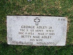 George Adley, Jr