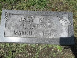 Baby Boy Chapin