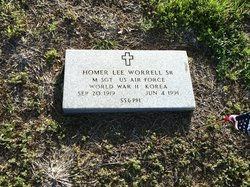 Homer Lee Worrell