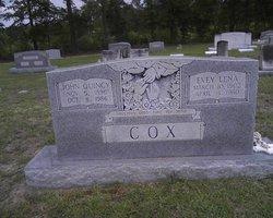 Evey Lena <I>Skipper</I> Cox