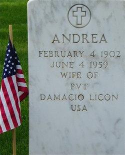 Andrea Licon