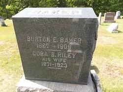Cora B <I>Riley</I> Baker