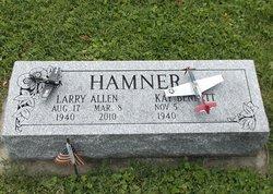 Larry Allen Hamner