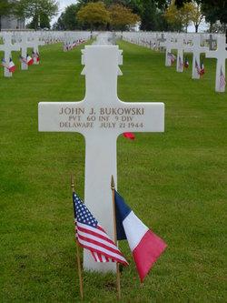 Pvt. John J. Bukowski