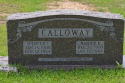 Spencer Irkson Calloway