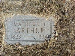 Mathews Tolbert Arthur