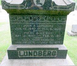 John B Lundberg