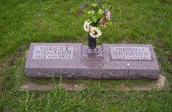 Annabelle <I>Albright</I> Higgason