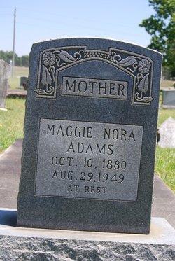 Maggie Nora <I>McLawhorn</I> Adams