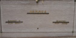 Mary Frances <I>Ledbetter</I> Brooks