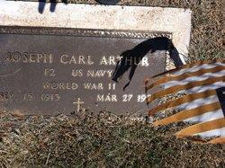 Joseph Carl Arthur