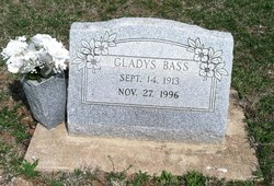 Gladys Ozell <I>Choate</I> Bass