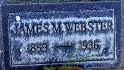 James Martin Webster