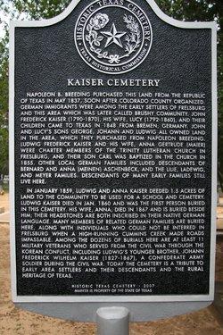 Kaiser Cemetery
