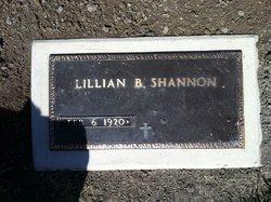 Lillian Blanch <I>Crossley</I> Shannon