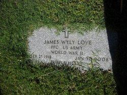 James Wyly Love