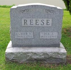 Ida Jane <I>Long</I> Reese