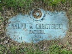 Ralph William Christensen