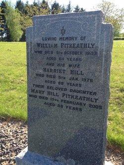 Harriett <I>Hill</I> Pitkeathly