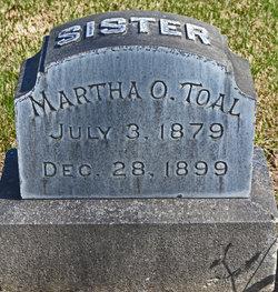 Martha Olive Toal
