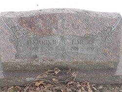 Elsie M. <I>Ridgeway</I> Briggs