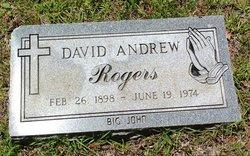 David Andrew Rogers