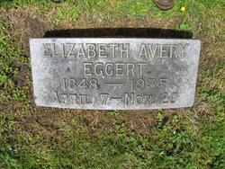 Elizabeth <I>Avery</I> Eggert