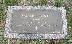 Walter Jeter Gunter Jr.