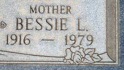 Bessie Luticia <I>Cravy</I> Branstetter
