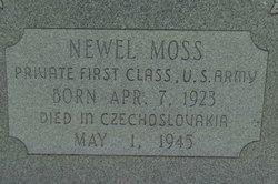Newell Moss