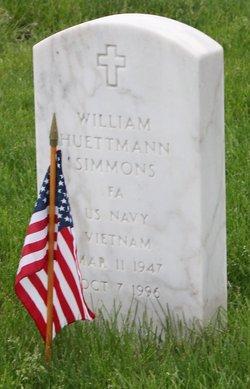 William Huettmann Simmons