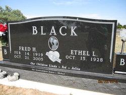 Frederick Harold Black