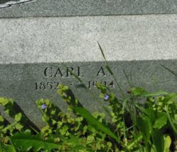 "Carl A ""Charles"" Anger"