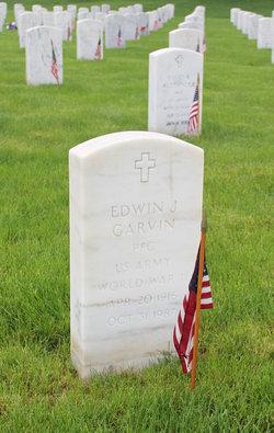 Edwin J Garvin