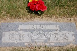 James Edwin Talbot