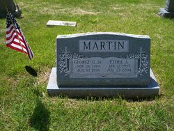 George Gregory Martin, Sr