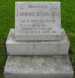 Rev J Armand Silvain