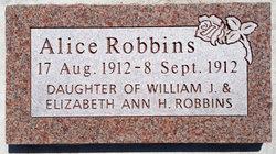 Alice Robbins