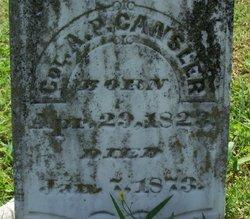 """Col Adolphus Philip """"A.P."""" Cansler"""